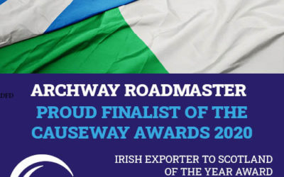 Causeway Awards – Shortlisted Irish Exporter of the Year
